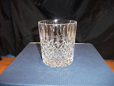 STUART CRYSTAL SHAFTESBURY 12o/z WHISKY GLASSES X 6