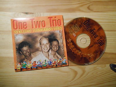 CD Pop One Two Three - 10 Kleine Tuinkabouters (2 Song) KOCH MUSIC MM