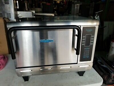 New Turbochef Tornado 2 Rapid Cook High-speed Countertop Convection Oven 2014