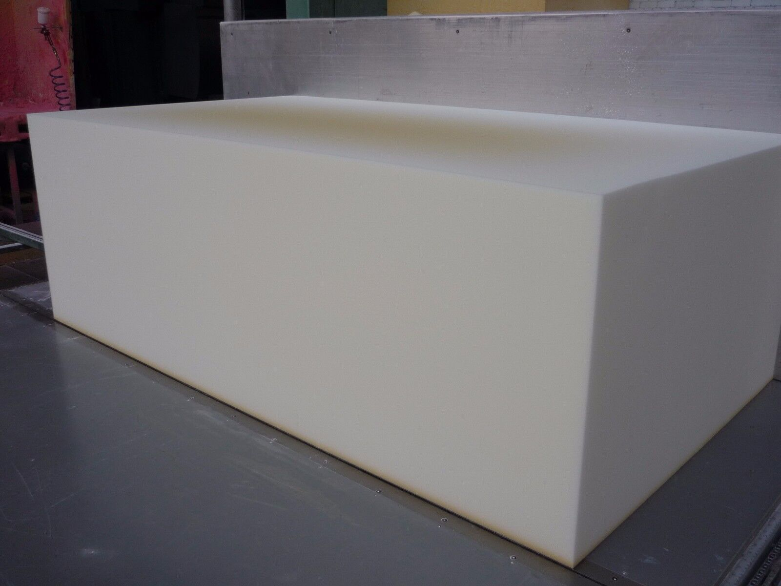 FOAM CUT TO ANY SIZE! EXAMPLE PALLET SEATING/BEDS/CARAVANS/SEATS/CRAFTS