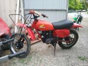 Honda xr75 Hastings Mornington Peninsula Preview