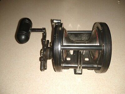 REPRO SHAKESPEARE SIGMA TROLLING  REEL OWNER MANUALS