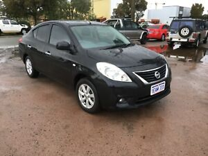 """2012 Nissan Almera AUTO """"ONLY 66,000KM-FREE 1 YEAR WARRANTY"""" Welshpool Canning Area Preview"""