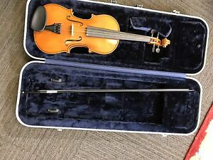 Samuel Eastman 4/4 Violin Kit