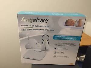 Angelcare Movement and Sound Baby Monitor Model AC116 Hope Island Gold Coast North Preview