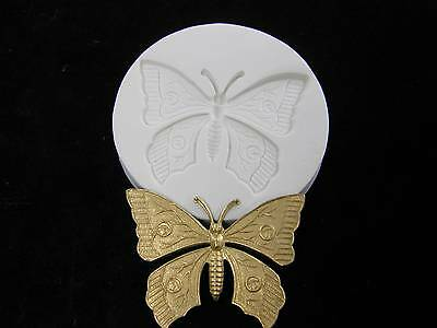 Butterfly Polymer Clay Mold (#MD1066)