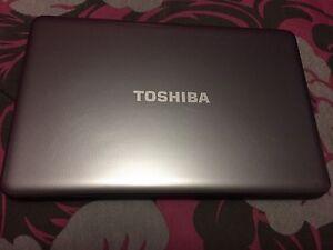 """Toshiba Satellite 17.3 """" laptop"""