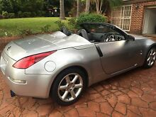 2004 Nissan 350Z Convertible North Rocks The Hills District Preview