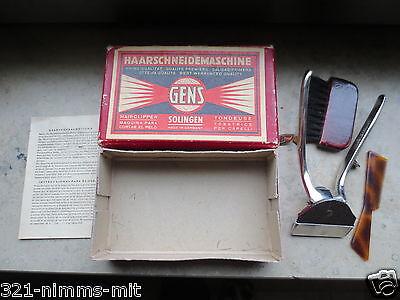 +++Antike Gens Haarschneidemaschine - Hairclipper 50iger Jahre+++Vintage