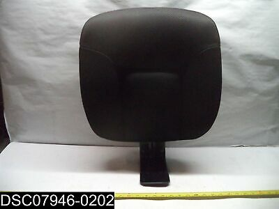 22-12 Tall Black Cushioned Replacement Office Chair Back 2-34 Thick