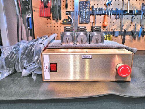 Gecko G540 USB Motion Control System 48v 12.5a & 3 Nema 23 300oz in 3.5A Motors