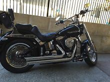 Harley Davidson fatboy Mirrabooka Stirling Area Preview