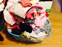 Baby girl clothes 0-12 mths