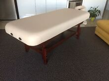 Beautiful solid timber and leather massage table Brisbane City Brisbane North West Preview