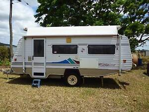 2007 Regent Extreme Off-Rod Pop Top Caravan Atherton Tablelands Preview