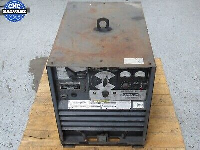 Lincoln Ideal Arc Dc-400 Arc Welder