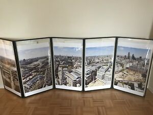 Accordion Style Poster Frame