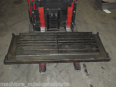 60 X 25 X 9 T-slotted Table Cast Iron Steel Layout Welding A15016 A15017
