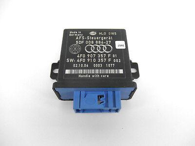 Steuergerät Leuchtweitenregelung LWR 5DF008886 4F0907357F Audi A4 8E
