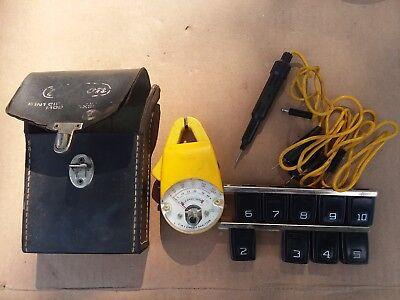 Dayton 5 In 1 Circuit Analizer Model 4x588