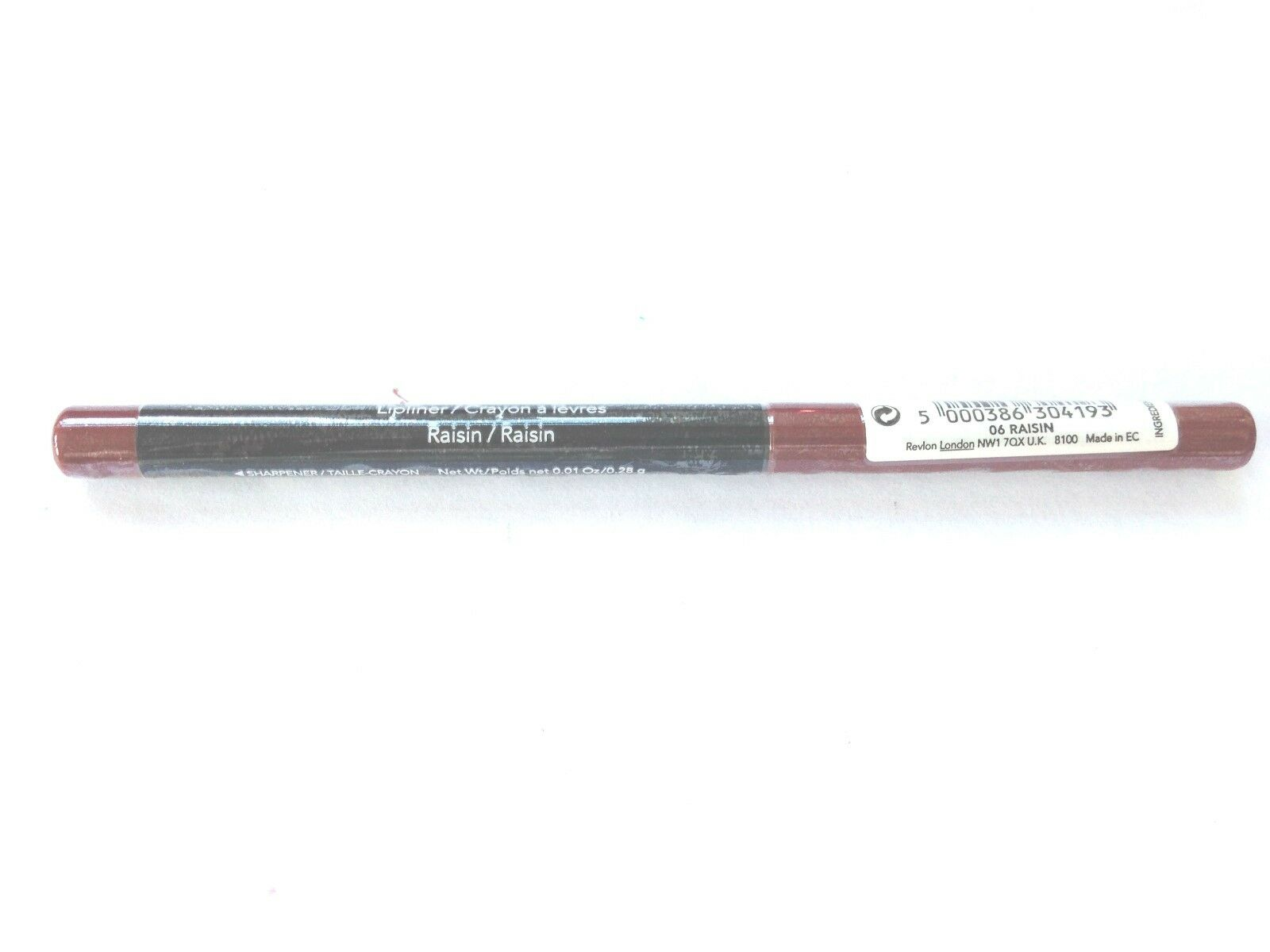 Revlon Colorstay Retractable Twist Up Lip Liner Pencil Raisi