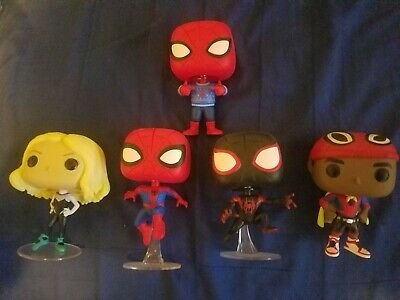 Spiderman Funko Pop Lot
