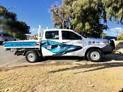 Toyota Hilux V6 D/Cab Tray Top Perth Perth City Area Preview