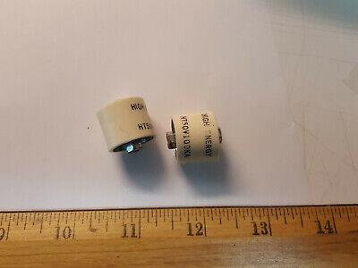 New Lot Of 1pc High Energy Ht50v100ka 10pf 7.5kv Npo Doorknob Capacitor