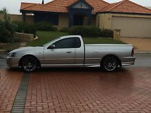 Ford ba xr8 manual ute Jindalee Wanneroo Area Preview