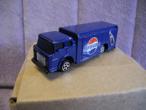Vintage 1963 Toy Pepsi Cola Bottle Delivery Truck, Collectible