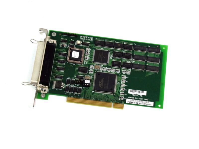 Hologic PCB-00239 Rev 004 ComCon PCI Short Card