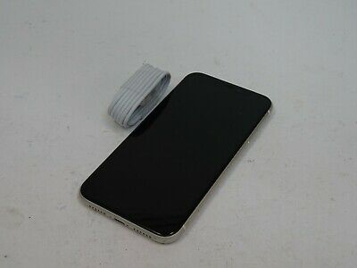 Apple iPhone 11 - 64GB - White (Unlocked) A2111 (CDMA + GSM) Smartphone (CX32AK)