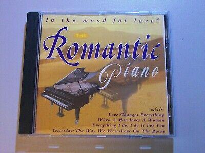 The Romantic Piano: In the Mood for Love - CD Album (1996, Prism)