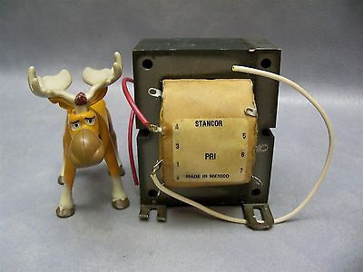 Stancor Rt204 Power Transformer 117v 5060