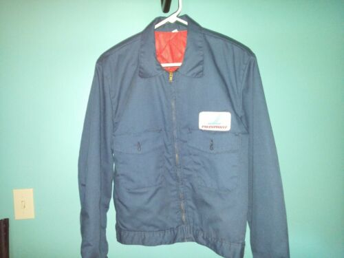 Piedmont Airlines Ramp Coat - Vintage - Medium - 1983