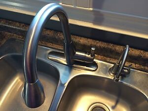 Kitchen Sink and Faucet(s) Kitchener / Waterloo Kitchener Area image 5