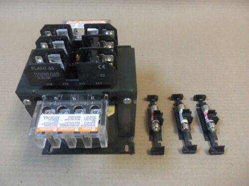 SQUARE D 9070TF500D1 Transformer With Fuse Block