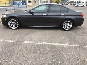 2011 BMW 535XI M PACKAGE LEASE TAKE OVER