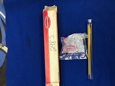 Smiths 3444 Flowmeter Inside Glass Tube Ball Smith Welding Equipment Ss S-298