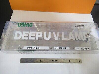 Ushio Deep Uv Ultraviolet Lamp Bulb Uxm-501ma As Pictured 3k-a-85