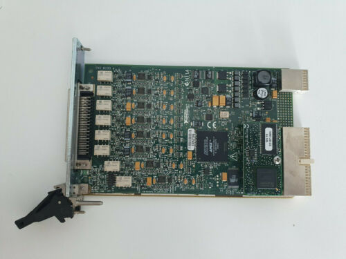 National Instruments NI PXI-6133 8 Ch, 14 bit PXI Multifunction DAQ