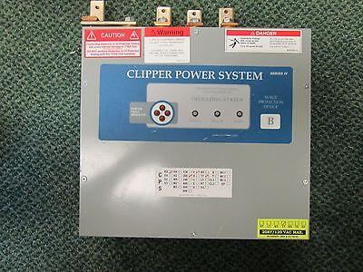 Clipper Power Systems Surge Suppressor Bx208ytt Series Iv 208y120v
