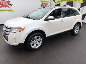 2012 Ford Edge SEL, Automatic, Leather, Back Up Camera,