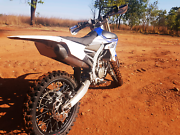 2014 Yamaha YZ250F Bundaberg Central Bundaberg City Preview