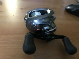 Spinning rods St.Croix and reels: Daiwa and Shimano Chronarch