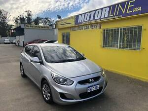 2013 Hyundai Accent ACTIVE Automatic Hatchback $10,999 Kenwick Gosnells Area Preview