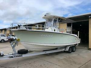 2503 Trophy Centre Console 2 x 2019 Mercury 225hp V6 46 Hours Only Pialba Fraser Coast Preview