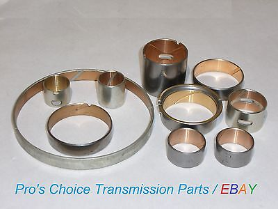 Complete Bushing Kit  Fits All Ford C4  C5 Transmissions From 1970 to 1986