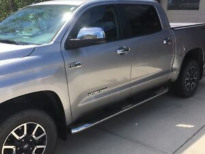 Toyota Tundra Chrome Side Step