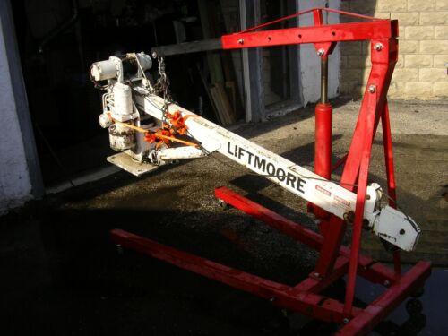 Liftmoore 2700 Hydraulic Crane
